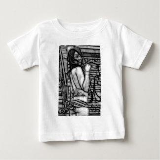 1 - La vitesse de tentatatrice T-shirt Pour Bébé