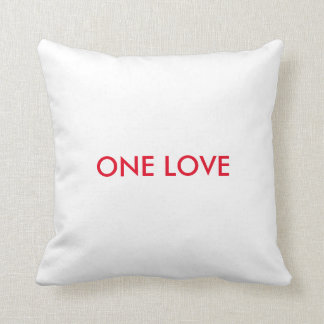 1 Love Cushion