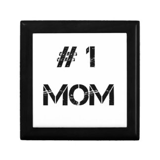 # 1 mom mother mommy gift box