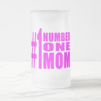#1 Moms Birthdays & Christmas : Number One Mom Coffee Mug