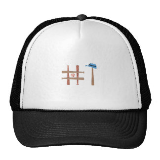 #1 Nephew Trucker Hat
