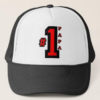 # 1 papa trucker hat