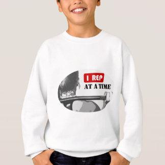1 Rep at a Time Sweatshirt