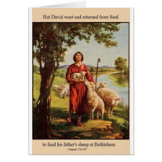 1 Samuel  17  15 J.jpg Card