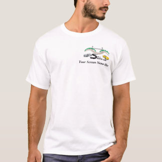 1 Sided Club T -WITH SCREEN NAME T-Shirt