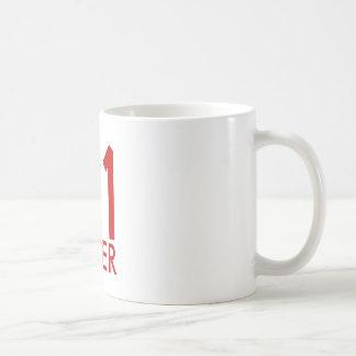 #1 SNIPER COFFEE MUG