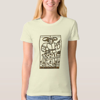 1 - (The Mountebank, The Juggler, The Magician) T-Shirt