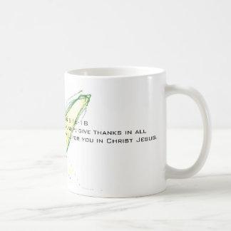 1 Thessalonians 5:16-18Be joyful alwa... Coffee Mug
