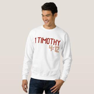 1 Timothy 4:12 Sweatshirt