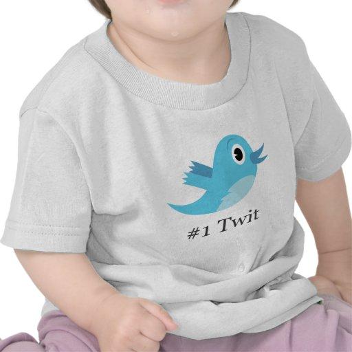 #1 Twit Shirt