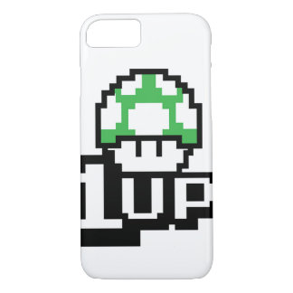 1 up Green Muschroom iPhone 8/7 Case