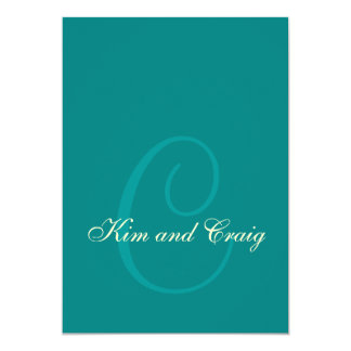 #1 Wedding Invitation - Monterey