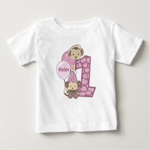 1 Year Old Birthday T Shirts Shirt Designs