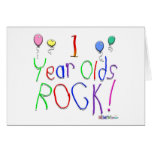 1 Year Olds Rock !