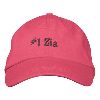 #1 Zia Embroidered Cap