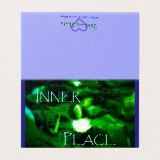 1INNER PEACE 2x3.5 MINI CARD