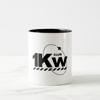1kw Two-Tone coffee mug