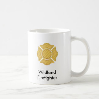 1LOGO11,      Wildland     Firefighter Coffee Mug