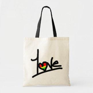 1Love Tote Bag