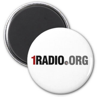 1Radio Fridge Magnet