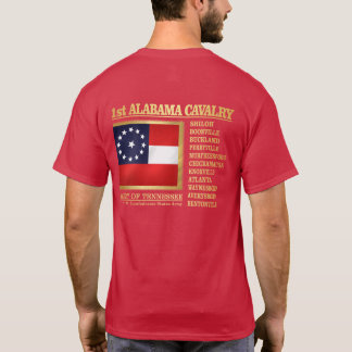 1st Alabama Cavalry (BA2) T-Shirt