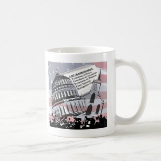 1st Amendment Mug