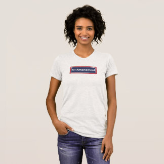 1st Amendment T-Shirt