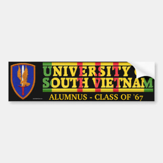 1st Aviation Bde - U of South Vietnam Sticker