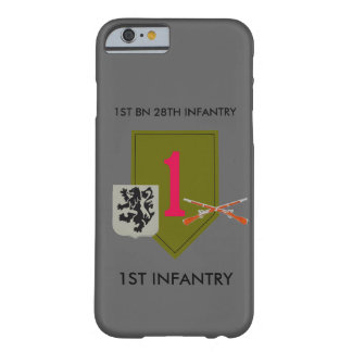 1ST BATTALION 28TH INFANTRY 1ST INFANTRY CASE