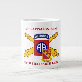 1ST BATTALION 319TH FIELD ARTILLERY MUG