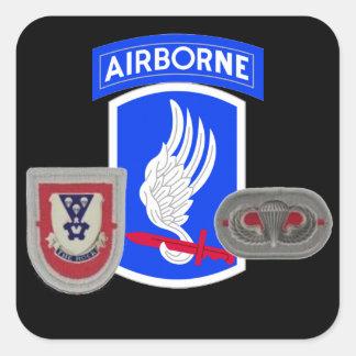 1ST BATTALION 503D INFANTRY 173D AIRBORNE STICKERS