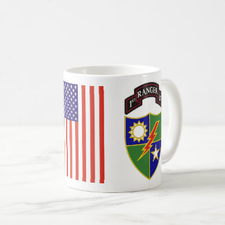 1st Battalion - 75th Ranger Regiment Mug