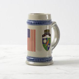 1st Battalion - 75th Ranger w/Tab Stein