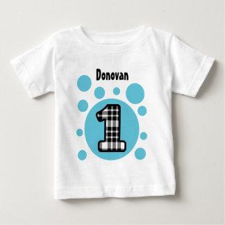 1st Birthday Bubbles One Year Old V10Q Shirts