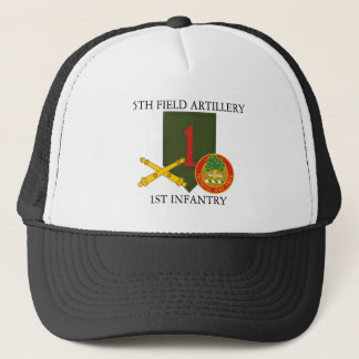 1st Bn 5th Field Artillery Hat