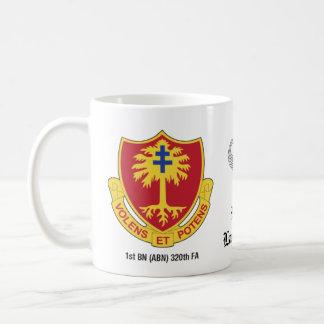 1st BN (ABN) 320th FA, 82nd ABN DIV Mug