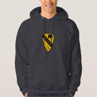 1st Brigade Combat Team, 1st Cavalry Division Hoodie