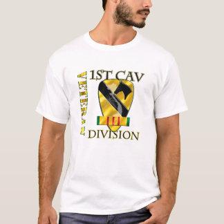 1st Cav DIV VIETNAM VETERAN T-Shirt