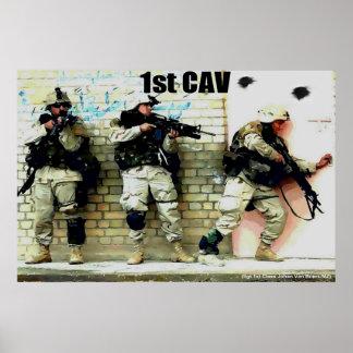 1st CAV Poster