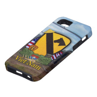 1st cavalry division air cav nam iPhone 5 case