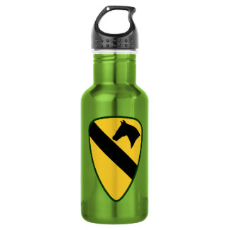 1ST CAVALRY DIVISION LIBERTY 532 ML WATER BOTTLE
