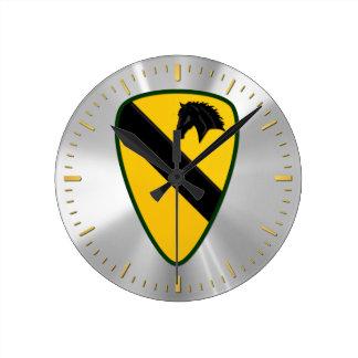 1st Cavalry Division Round Clock