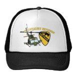 1st Cavalry Division - Vietnam Mesh Hats