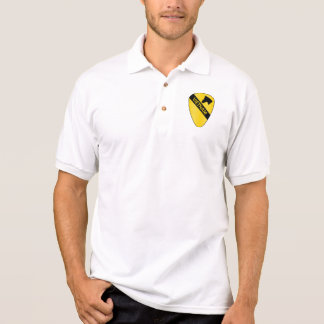 1st Cavalry Division VIETNAM Polo Shirt