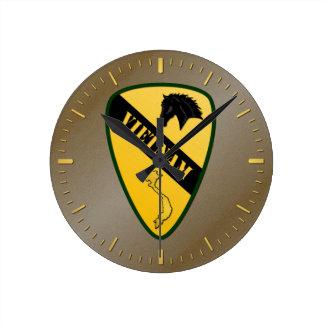 1st Cavalry Division, Vietnam Round Clock