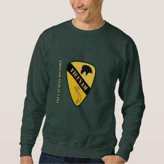 1st Cavalry Division, Vietnam Sweatshirt