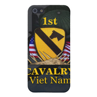 1st cavalry division vietnam vets iphone case iPhone 5 cover