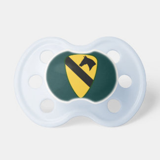 1ST CAVALRY PACIFIER