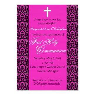1st Communion Invitation - Girls
