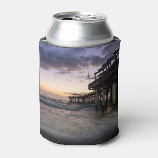 1st Dawn Cocoa Pier Can Cooler